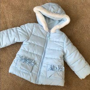 Blue Baby Jacket 🎀
